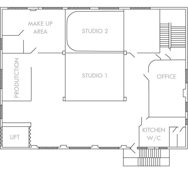 Spectrum Floorplan